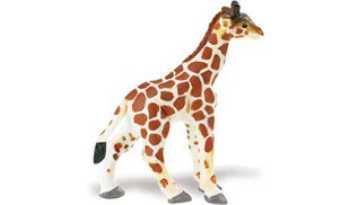 baby giraffe toy miniature