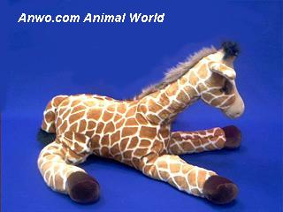 large giraffe plush stuffed animal jumbo
