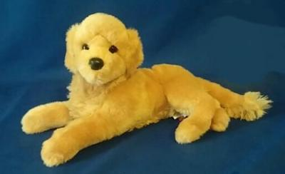 golden retriever plush stuffed toy animal sophie