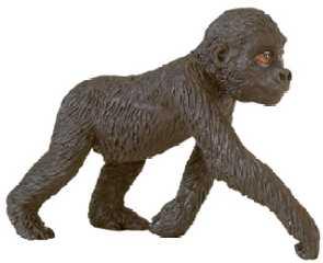 gorilla baby toy