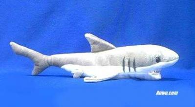 Great White Shark Stuffed Animal Plush Large 17 At Animal