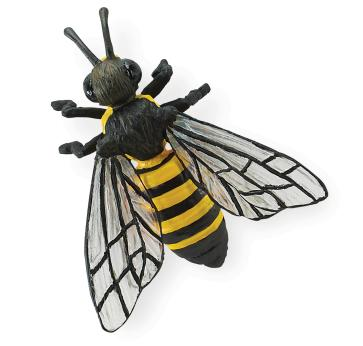honey bee toy miniature replica