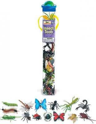 insect toy tube insects assortment