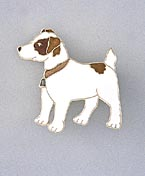 jack russell pin jewelry