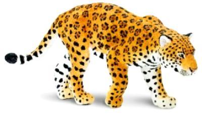 jaguar toy miniature replica safari