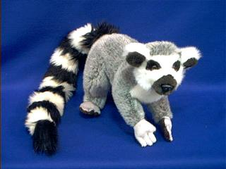 lemur stuffed animal