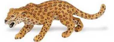 leopard toy miniature
