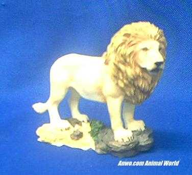 lion figurine westland