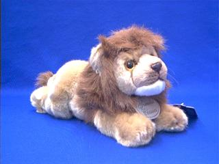 lion stuffed plush