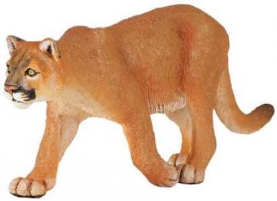mountain lion toy