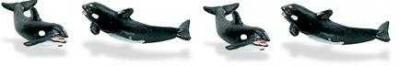 orca toy miniature good luck minis