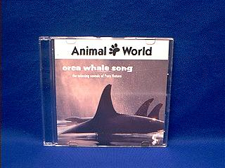 orca sounds whale cd