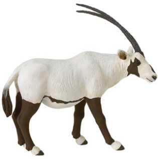 arabian oryx toy replica