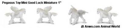 pegasus toy mini good luck safari