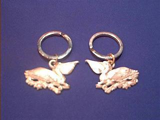 pelican keychain