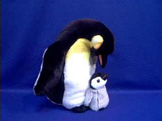 penguin stuffed animal plush