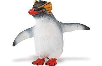 penguin toy rockhopper penguin miniature replica