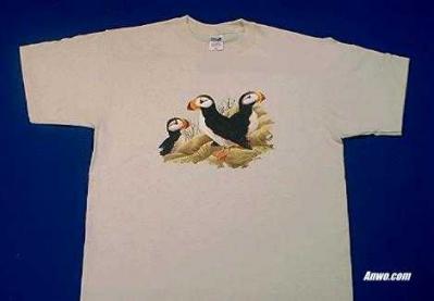 puffin t shirt usa
