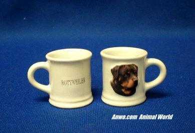 rottweiler thimble mug xpres