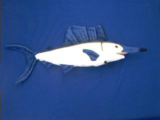 sailfish stuffed animal plush