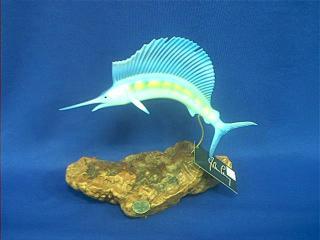 sailfish figurine