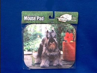 schnauzer mousepad