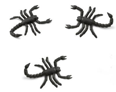 scorpion toy mini good luck miniature