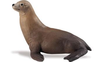 sea lion toy miniature replica