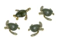 sea turtle mini toy good luck miniature