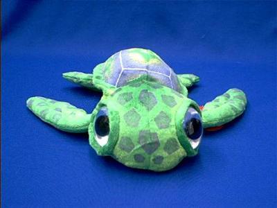sea turtle stuffed animal plush big eyes