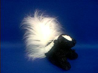 skunk plush stuffed animal