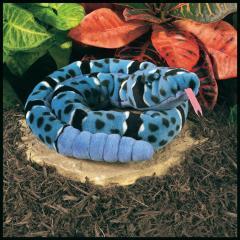 rattlesnake stuffed animal plush toy