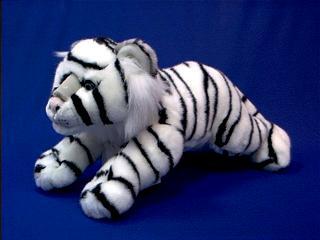 White Tiger Stuffed Animal Plush Extra Large At Animal World