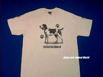 walker hound t shirt usa