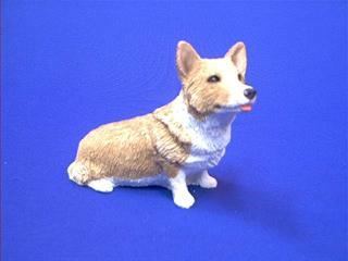 welsh corgi figurine
