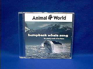 whale humpback sounds cd