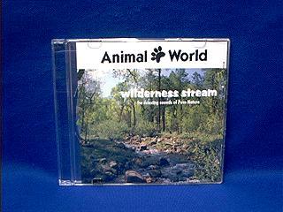 wilderness stream sound cd