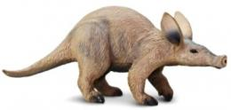 aardvark toy miniature replica