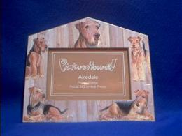 airedale picture frame