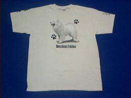 american eskimo t shirt