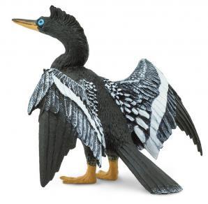 anhinga toy miniature replica