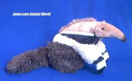 anteater plush stuffed animal cuddlekin