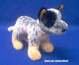 australian cattle dog plush stuffed clanger