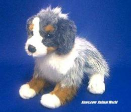 australian shepherd plush stuffed animal sinclair douglas