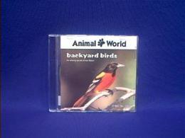 backyard bird sounds cd