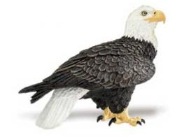 bald eagle toy animal