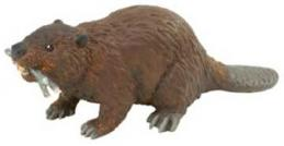 beaver toy miniature