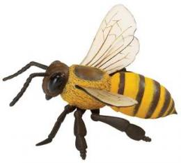 bee toy replica