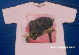 black panther t shirt usa