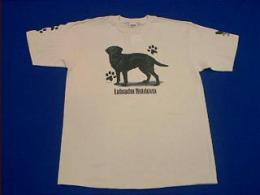 black lab t shirt labrador